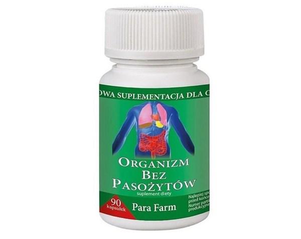 PARA FARM Body without parasites 90 capsules