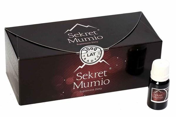 Mumio's Secret - Dietary Supplement