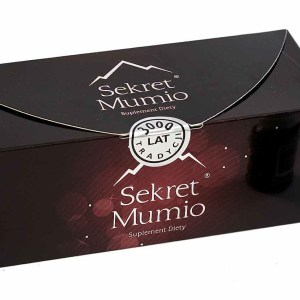 Mumio's Secret - Dietary Supplement