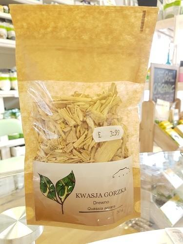 Quassia Amara Wood 50g