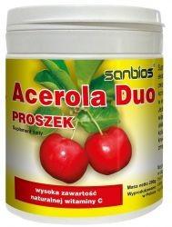 Acerola Duo Powder Sanbios 200g