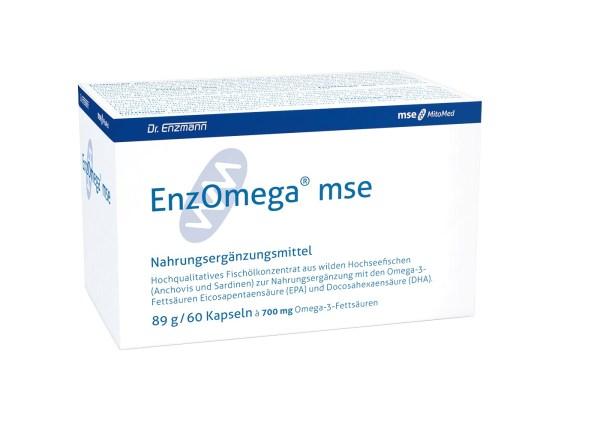 EnzOmega MSE Essential Oil Omega 3 DHA EPA 60 capsules