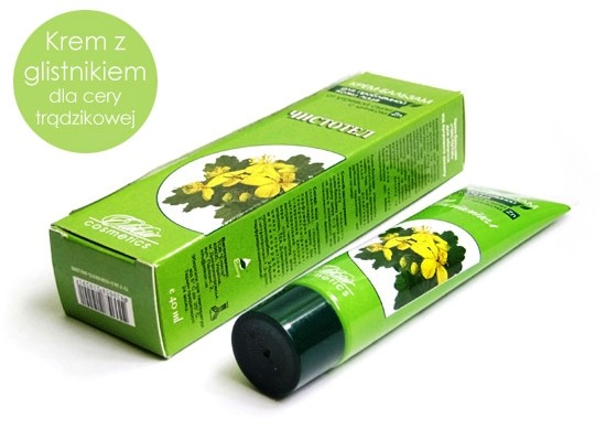 Celandine cream for the care of oily and acne skin 40ml