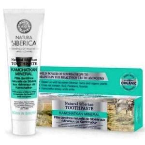Natura Siberica Kamchatkan Minerals Toothpaste 100g