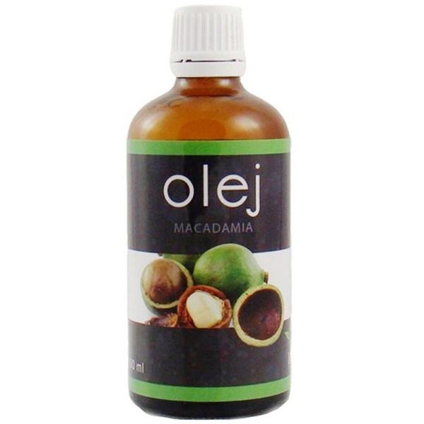 Macadamia Oil 100ml, cold pressed, unrefined