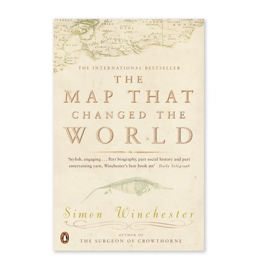 The Map that Changed the World is Simon Winchester's engaging account of the life and work of William Smith.