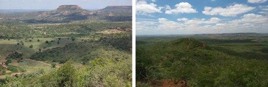 Piauí deposit landscape