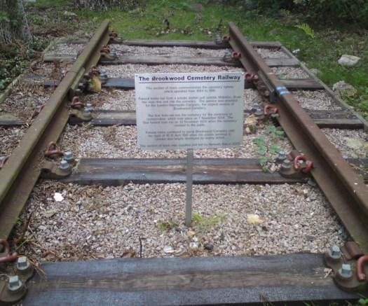 Brookwood railway