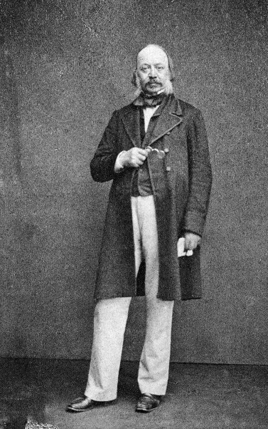 Edwin Chadwick (Wellcome collection).