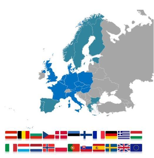 1) DiSSCO Map