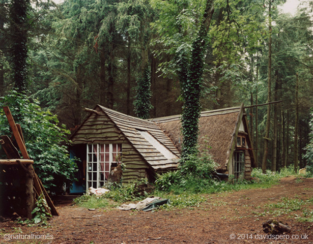 Tinkers Bubble an OffGrid community in Somerset England
