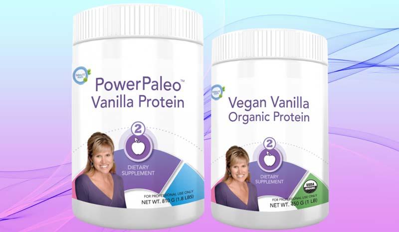 Power Paleo Vanilla Protein, Vegan Vanilla Organic Protein
