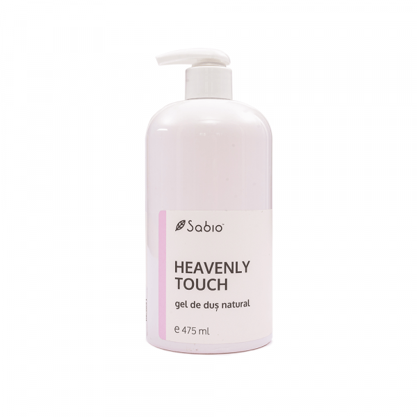 Sabio - Gel de dus natural Heavenly Touch 475 ml