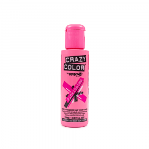 Crazy Color - Vopsea semipermanenta Pinkissimo 100 ml
