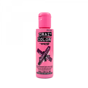 Crazy Color - Vopsea semipermanenta Aubergine 100 ml