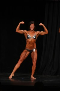 Dianne Harper Open Womens Overall Bodybuilding Champion