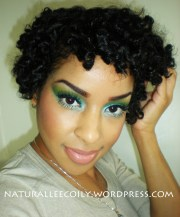 twistout natural lee coily