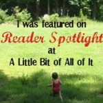 April: Reader Spotlight