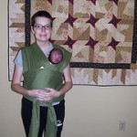 Babywearing Mama Profile – Heather