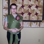 Babywearing Mama Profile – Heather
