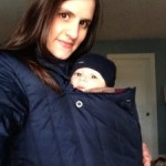 Babywearing in the Winter