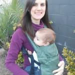 Babywearing In The Winter A Little Bit Of All Of It
