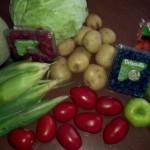 July 4th Menu and Milk and Honey Organics