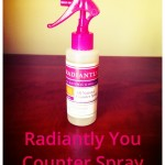 Radiantly You Counter Spray