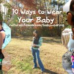 10 Ways to Wear Your Baby