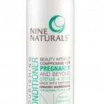 Nine Naturals Pregnancy Shampoo & Conditioner