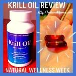 Krill Oil for Energy
