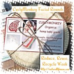 CurlyMonkey Reusable Make-up Remover Pads