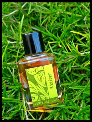 It's Naturally Pure Vetiver Perfume