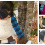 Winter Babywearing