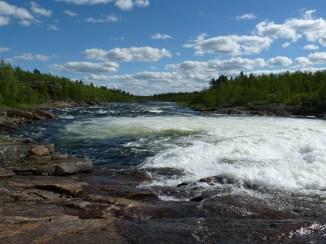 kaitum river