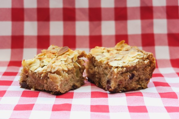 Apple cake from Naturally Bread