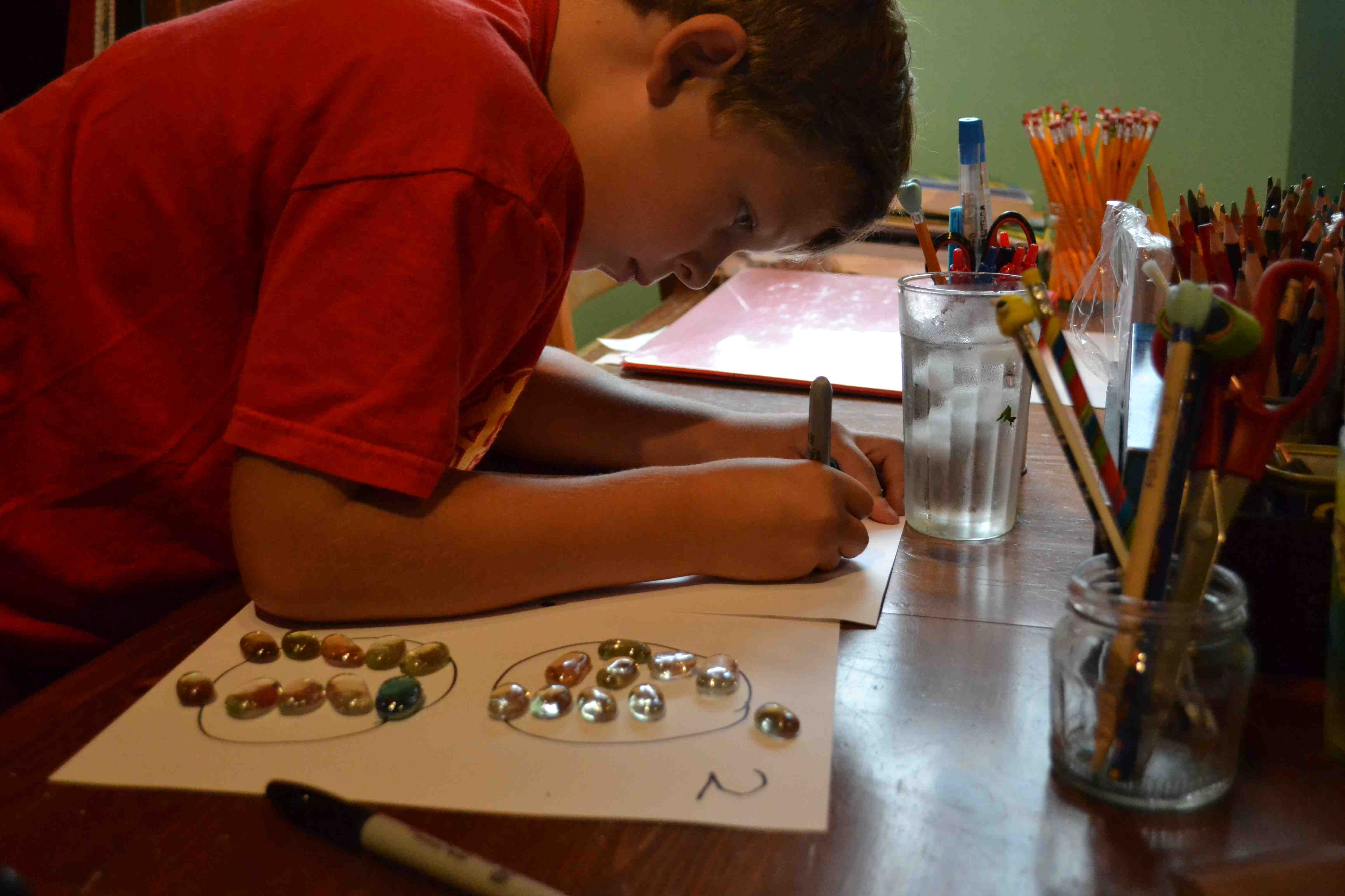 Learning The Multiplications Table Naturally Fun Days
