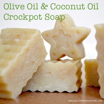 easy crock pot soap