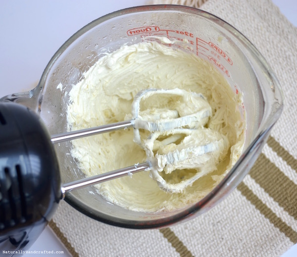 Whipped Homemade Body Butter without Coconut Oil