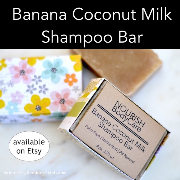 palm-free shampoo bar