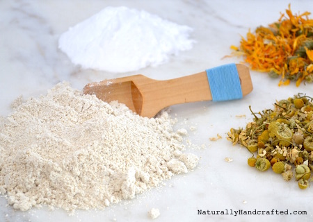 finely ground oats to make DIY colloidal oatmeal bath