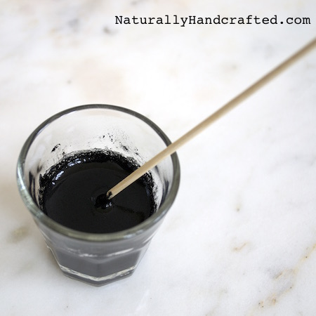 Let Charcoal Blackhead Mask Mixture Cool
