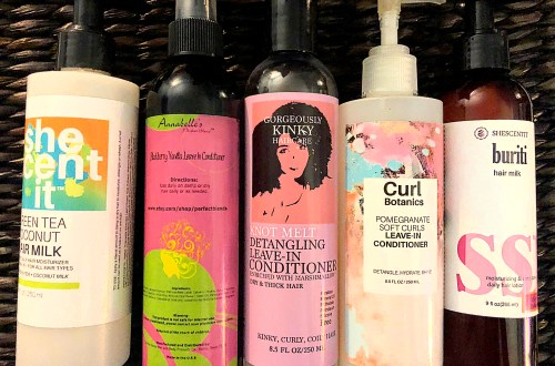 properly moisturizing natural hair