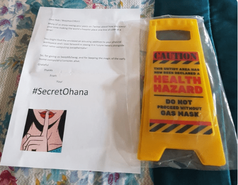 My #SecretOhana