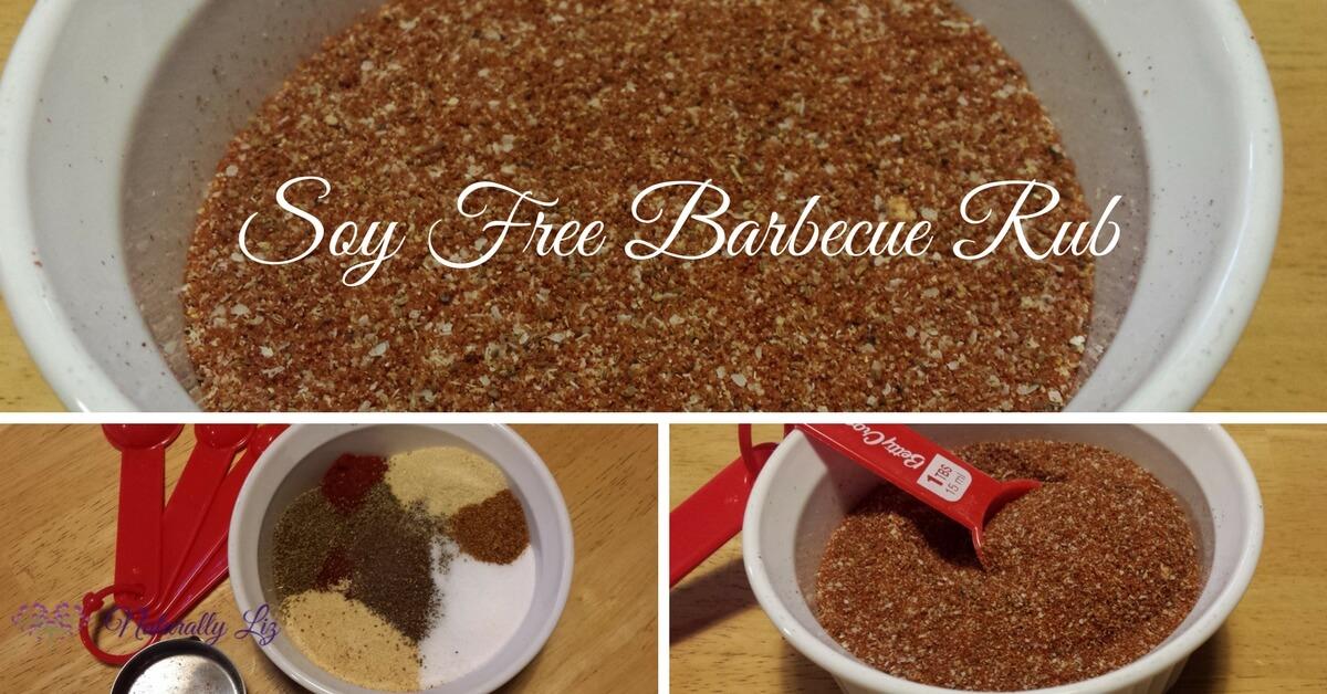 Soy Free BBQ Rub
