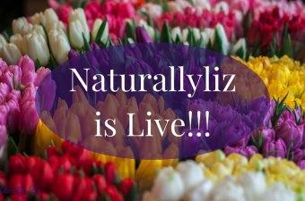 Welcome to Naturallyliz.com
