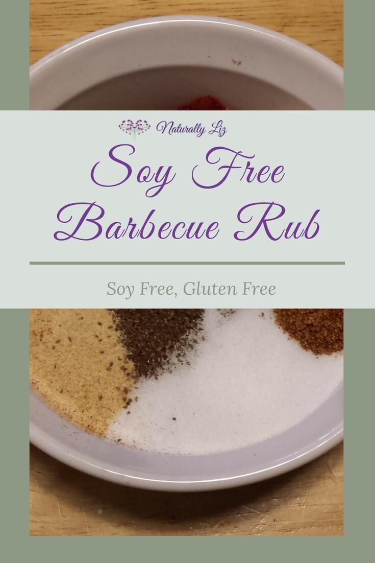 Soy Free BBQ Rub~Naturallyliz.com