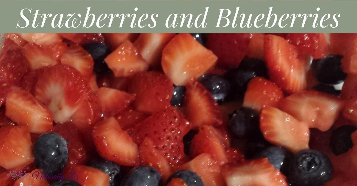 Berries for Gluten Free Shortcake-Naturallyliz.com
