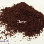 Cloves-Anti-Inflammatory Fall Spice Blend
