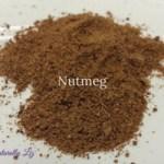 Nutmeg-Anti-Inflammatory Fall Spice Blend